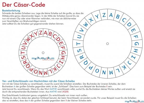 Der Cäsar-Code