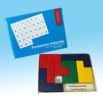 Pentomino-Kalender