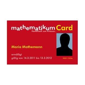 MathematikumCard ermäßigt