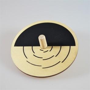 "Optische Kreisel ""Benham's wheel"""